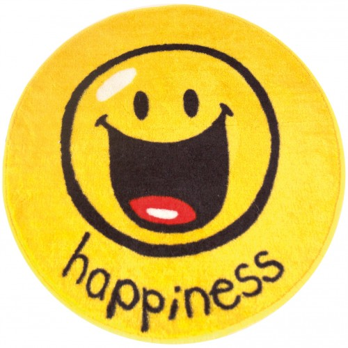Smiley by Incidence - Tapis Happy colors jaune.jpg