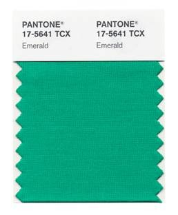 pantone,vert,meraude,couleur,anne,2013