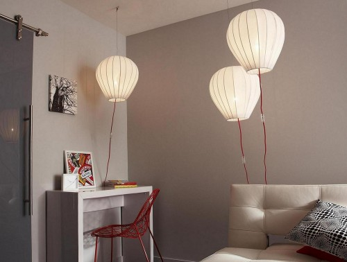 les luminaires la cerise sur la d c. Black Bedroom Furniture Sets. Home Design Ideas