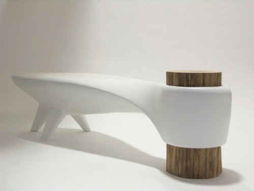 Binome quand le mobilier design devient sculpture la for Deco mobilier design
