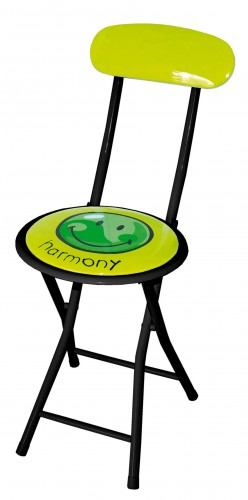 Smiley by Incidence - Chaise pliante Happy colors Vert.jpg